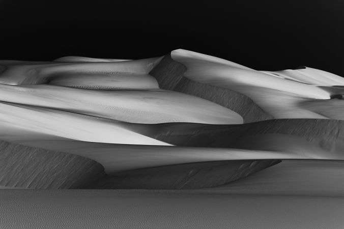 Hot Glacier, DUNES Unveiled Beauties Series, Nik Barte