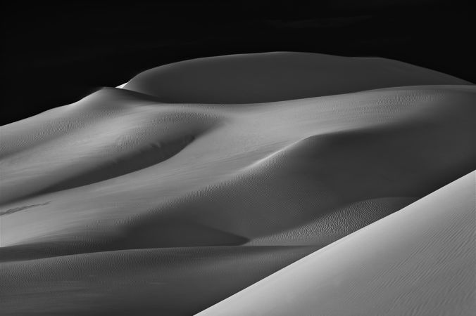 Sailing The Sand Sea, DUNES Unveiled Beauties Series, Nik Barte