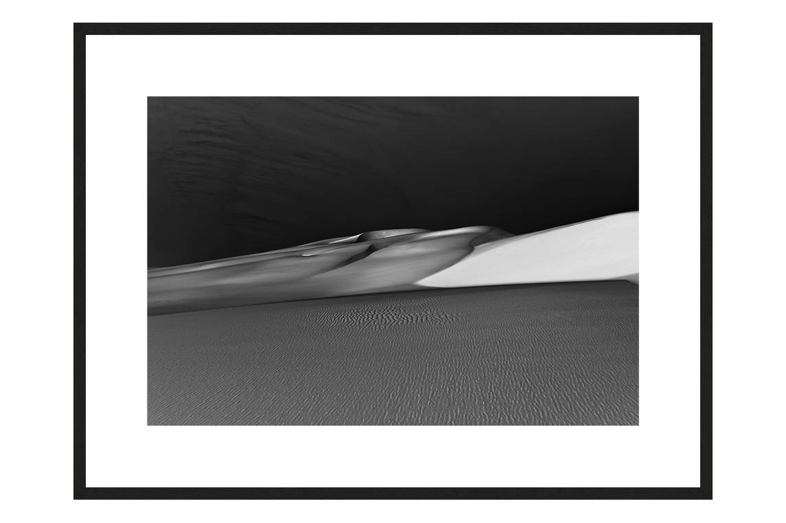 The Overbearing Light with frame, DUNES Unveiled Beauties Series, Nik Barte