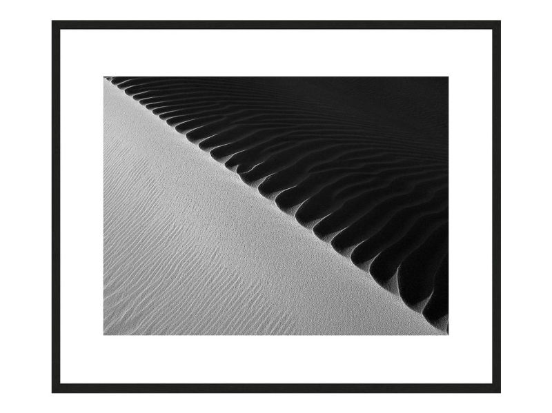 Side by Side with frame, Desert Stories Series (Photo Edition), Nik Barte