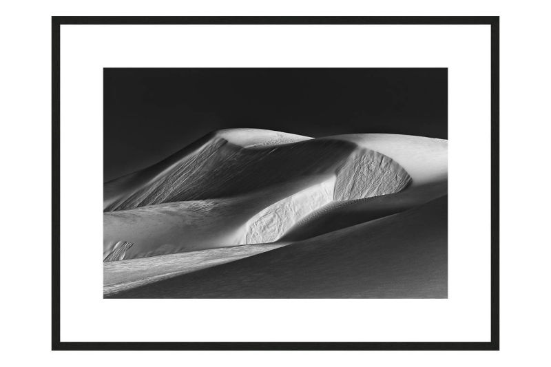 Entanglement with frame, DUNES Unveiled Beauties Series, Nik Barte