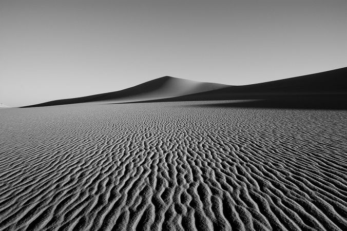 Great Sand Sea, ESSENTIA Series, Nik Barte