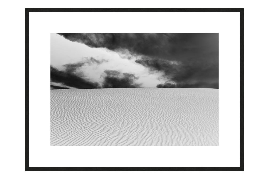 Silence and I with frame, DUNES Unveiled Beauties Series, Nik Barte