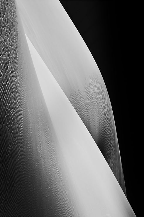 Pure Beauty, Reverse Bodyscapes Series, Nik Barte