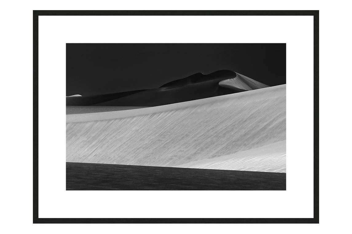 Blade Of Light with frame, DUNES Unveiled Beauties Series, Nik Barte