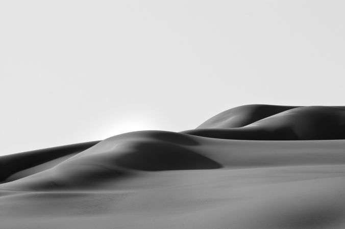 Silky Whispers, Reverse Bodyscapes Series, Nik Barte