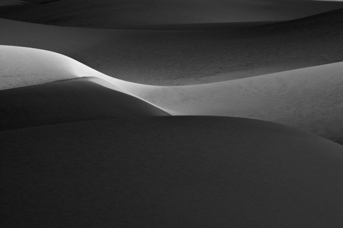 Intimate Light, Reverse Bodyscapes Series, Nik Barte