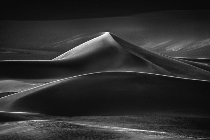 Breath Of Wind, Desert Stories Series (Photo Edition), Nik Barte