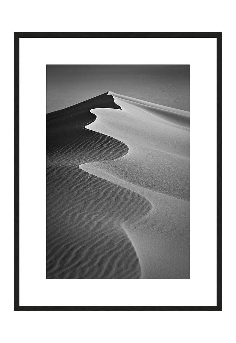 Over The Top with frame, Desert Stories Series (Photo Edition), Nik Barte