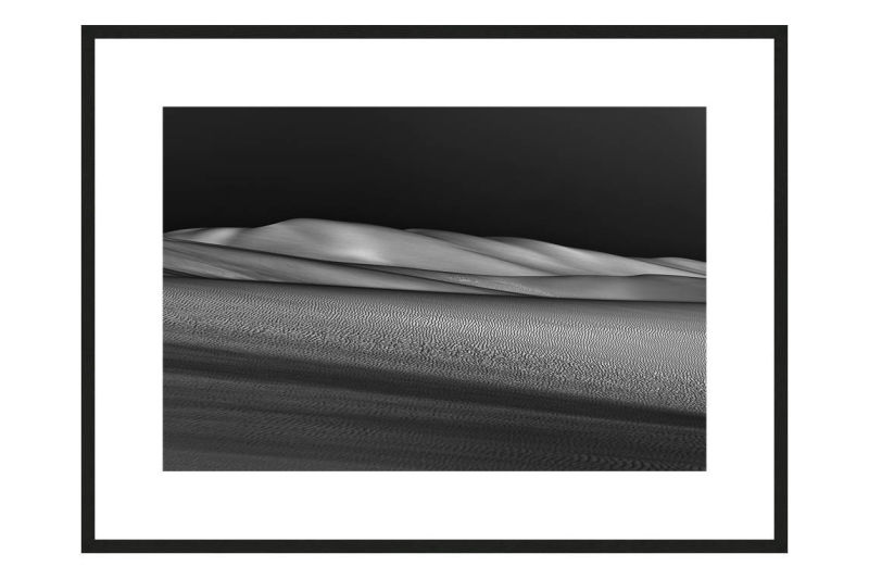 The Holy Land with frame, DUNES Unveiled Beauties Series, Nik Barte