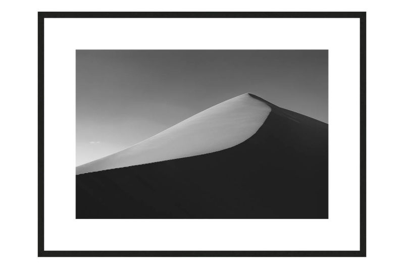 Peace Of Mind with frame, DUNES Unveiled Beauties Series, Nik Barte